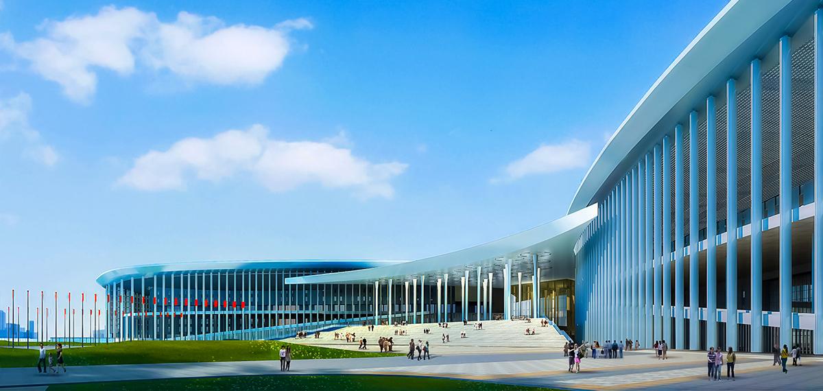 中国各大城市面积_上海·国家会展中心-中国雅泰实业集团有限公司